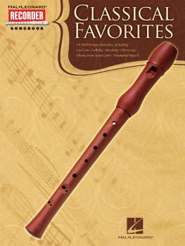 Classical Favorites: Hal Leonard Recorder Songbook (HL-00710055)