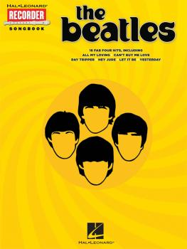 The Beatles: Hal Leonard Recorder Songbook (HL-00710152)