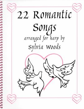 22 Romantic Songs for the Harp (HL-00720001)