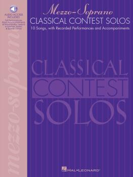 Classical Contest Solos - Mezzo-Soprano (HL-00740074)