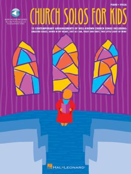 Church Solos for Kids (HL-00740080)