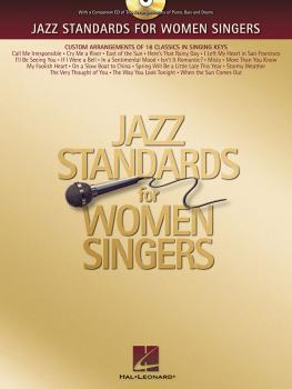 Jazz Standards for Women Singers: Custom Arrangements of 18 Classics i (HL-00740181)