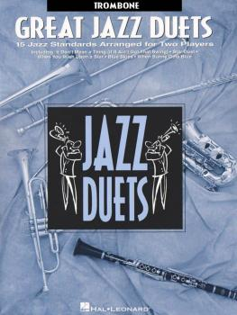 Great Jazz Duets (Trombone) (HL-00841020)