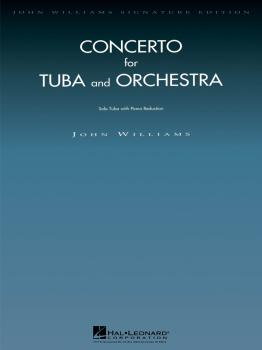 Concerto for Tuba and Orchestra: Tuba with Piano Reduction (HL-00841041)