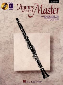 Hymns for the Master (Clarinet) (HL-00841137)