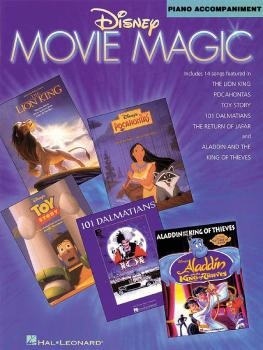 Disney Movie Magic: Piano Accompaniments for String Instrumental Folio (HL-00841181)
