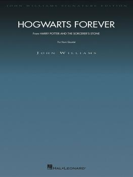 Hogwarts Forever (from Harry Potter and the Sorceror's Stone) (Horn Qu (HL-00841671)