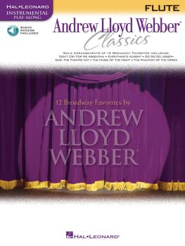Andrew Lloyd Webber - Classics: Play-Along Book/CD Pack (HL-00841824)