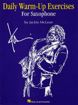 Daily Warm-Up Exercises for Saxophone (HL-00841999)