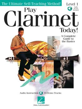 Play Clarinet Today!: Level 1 Play Today Plus Pack (HL-00842046)