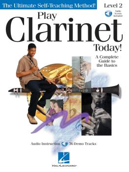 Play Clarinet Today! (Level 2) (HL-00842047)