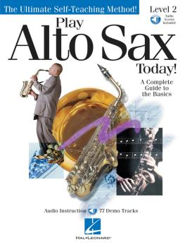 Play Alto Sax Today! (Level 2) (HL-00842050)