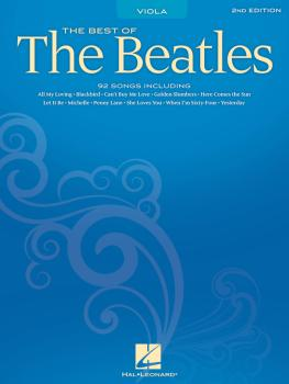 Best of the Beatles for Viola - 2nd Edition (HL-00842117)