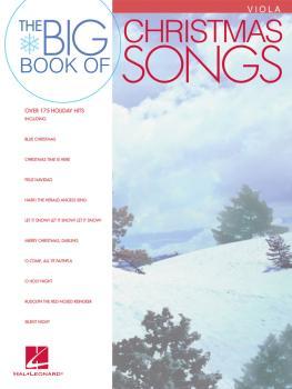 Big Book of Christmas Songs for Viola (HL-00842150)