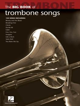 Big Book of Trombone Songs (HL-00842213)