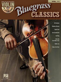 Bluegrass Classics: Violin Play-Along Volume 11 (HL-00842233)