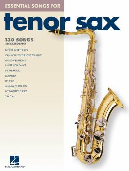 Essential Songs for Tenor Sax (HL-00842273)