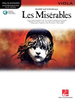 Les Misérables: Viola Play-Along Pack (HL-00842300)