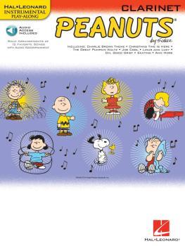 Peanuts(TM) (for Clarinet) (HL-00842431)