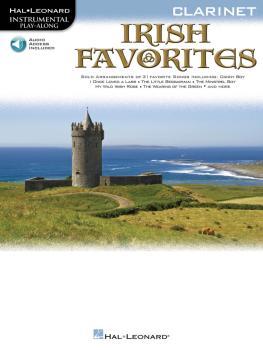 Irish Favorites (Clarinet) (HL-00842490)