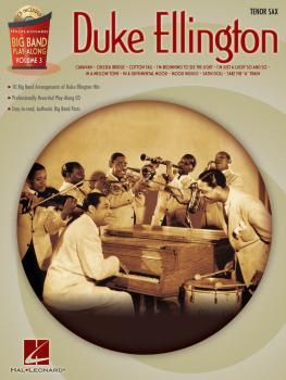 Duke Ellington - Tenor Sax: Big Band Play-Along Volume 3 (HL-00843087)