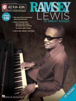 Ramsey Lewis: Jazz Play-Along Volume 146 (HL-00843231)