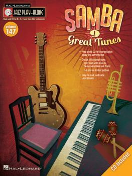 Samba: Jazz Play-Along Volume 147 (HL-00843232)