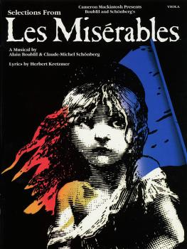 Les Misérables: Instrumental Solos for Viola (HL-00849029)