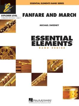 Fanfare and March (HL-00860548)