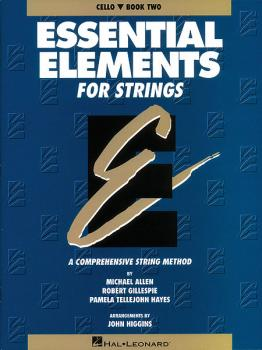 Essential Elements for Strings - Book 2 (Original Series) (Cello) (HL-00862551)