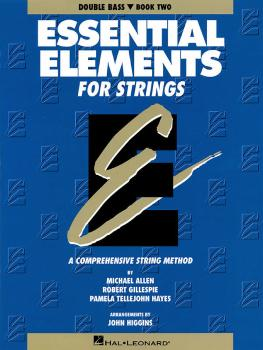 Essential Elements for Strings - Book 2 (Original Series) (Double Bass (HL-00862552)