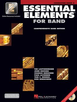 Essential Elements for Band - Book 2 with EEi (Conductor) (HL-00862587)