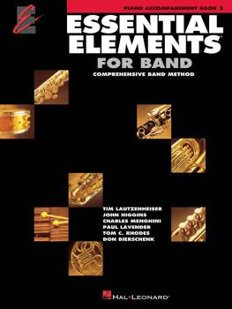 Essential Elements 2000 - Book 2 (Piano Accompaniment) (HL-00862605)