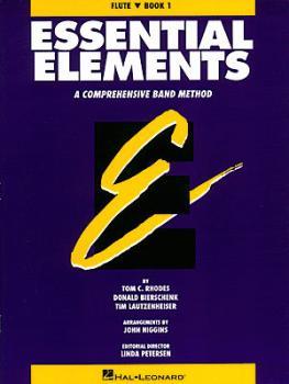 Essential Elements - Book 1 (Original Series) (Flute) (HL-00863501)