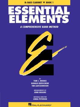 Essential Elements - Book 1 (Original Series) (Bb Bass Clarinet) (HL-00863506)