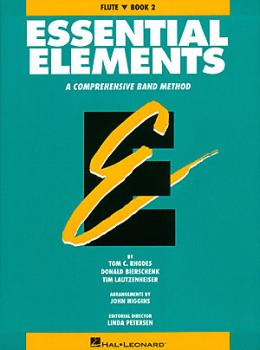 Essential Elements - Book 2 (Original Series) (Flute) (HL-00863519)