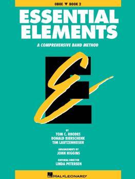Essential Elements - Book 2 (Original Series) (Oboe) (HL-00863520)