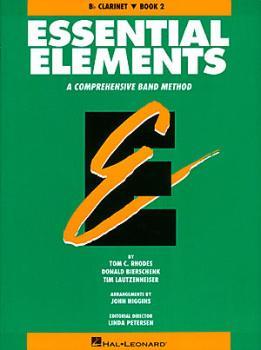 Essential Elements - Book 2 (Original Series) (Bb Clarinet) (HL-00863522)