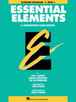 Essential Elements - Book 2 (Original Series) (Keyboard Percussion) (HL-00863535)