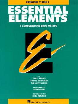 Essential Elements - Book 2 (Original Series) (Conductor) (HL-00863536)