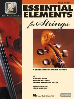 Essential Elements for Strings - Book 1 with EEi (Cello) (HL-00868051)