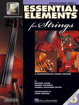 Essential Elements for Strings - Book 2 with EEi (Teacher Manual) (HL-00868056)