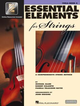 Essential Elements for Strings - Book 2 with EEi (Viola) (HL-00868058)