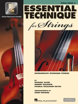 Essential Technique for Strings with EEi (Viola) (HL-00868075)