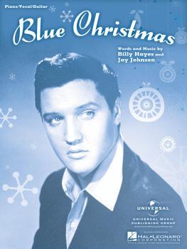 Blue Christmas (Piano/Vocal) (HL-01120024)