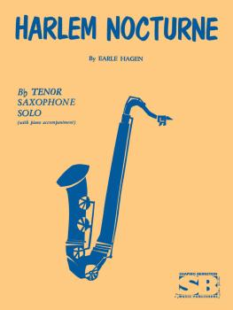 Harlem Nocturne For B Flat Tenor Saxophone With Piano Accompaniment (HL-02108280)