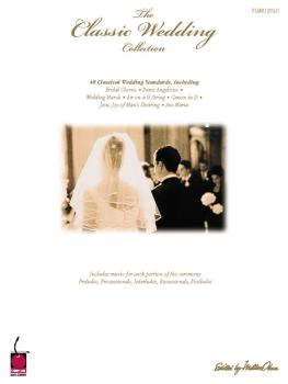 The Classic Wedding Collection (Piano Solo) (HL-02500111)