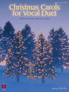 Christmas Carols for Vocal Duet (HL-02500599)
