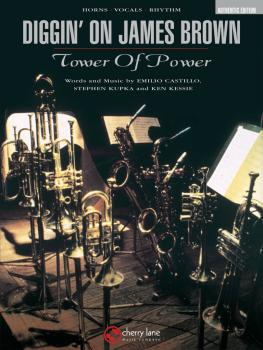 Tower of Power - Diggin' On James Brown (Score and Parts) (HL-02500859)