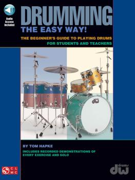 Drumming the Easy Way!: The Beginner's Guide to Playing Drums for Stud (HL-02500876)